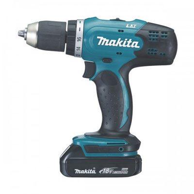 Máy khoan pin vặn vít makita DDF453SYE (18V)