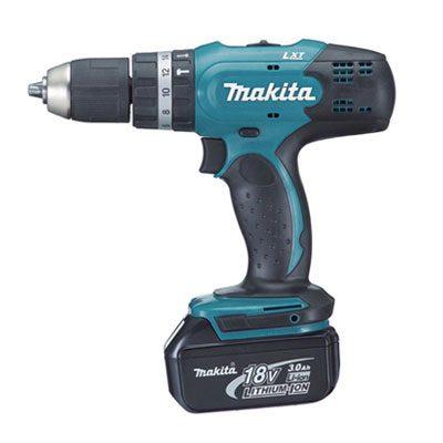 Máy khoan pin vặn vít makita DF457DWE(18V)