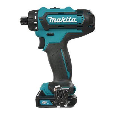 Máy khoan pin vặn vít Makita DF331DSYE (10.8V)